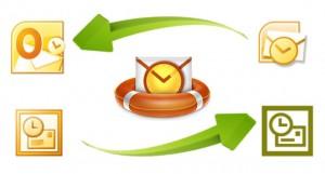 Importar contactos temporales a Outlook 2010/13